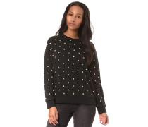 Eye-Heart - Sweatshirt für Damen - Schwarz