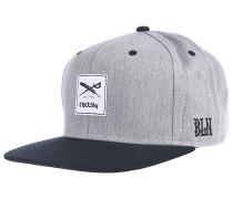 Daily Contra Snapback Cap - Grau