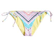 Reversible Tie Side - Bikini Hose für Damen - Mehrfarbig