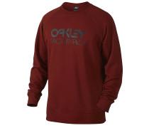 DWR Factory Pilot Crew - Sweatshirt für Herren - Rot