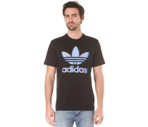 Chromatic Trefoil - T-Shirt für Herren - Schwarz