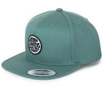 Rubber Soul - Snapback Cap für Herren - Grün