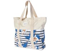 Stand Tote Hotshot Stripe - Handtasche - Beige