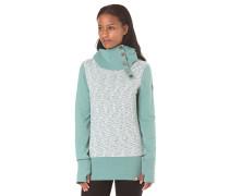 Celeste - Kapuzenpullover für Damen - Grün