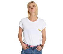 Travel Crew - T-Shirt - Weiß