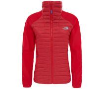 Verto Micro - Funktionsjacke für Damen - Rot