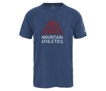 Wicker Graphic Crew - T-Shirt für Herren - Blau