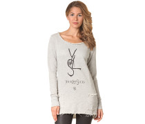 YLS - Kleid für Damen - Grau