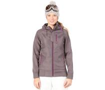 Chelsea Shoftshell 2013 - Funktionsjacke für Damen - Lila