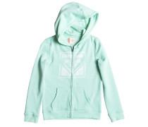 Tatakoto - Kapuzenjacke für Mädchen - Grün