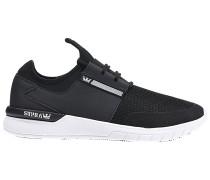 Flow Run - Sneaker - Schwarz