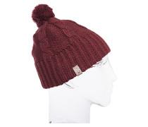 Corinne - Mütze für Damen - Rot