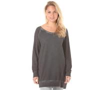 Yasmina - Sweatshirt für Damen - Schwarz