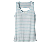 Shallow Seas - Top für Damen - Grau