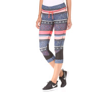 Safiny Capri - Trainingshose für Damen - Mehrfarbig