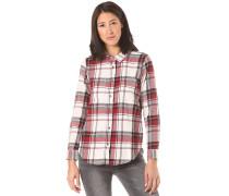 Meridian Flannel - Hemd für Damen - Weiß