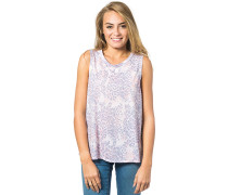 Animalia Scoop - T-Shirt für Damen - Lila