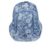 Roadie - Rucksack für Damen - Blau