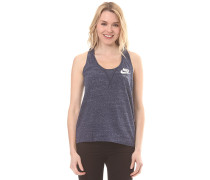 Gym Vintage - Top für Damen - Blau
