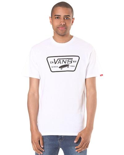 Full Patch - T-Shirt für Herren - Weiß