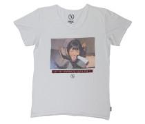 Facial Champ - T-Shirt für Herren - Weiß