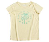Galaxy Light - T-Shirt für Mädchen - Gelb