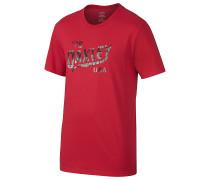 Legs Print - T-Shirt für Herren - Rot