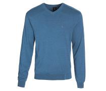 Upstand - Strickpullover für Herren - Blau