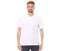 Basic Crew - T-Shirt für Herren - Weiß