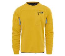 Mountain Slacker Crew - Sweatshirt für Herren - Gelb