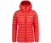Smt L3 Down - Outdoorjacke für Damen - Rot