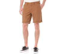 Johnson - Chino Shorts für Herren - Braun