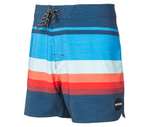 "Retro Sector 16"" - Boardshorts - Blau"