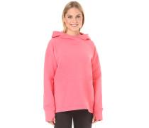 Cosy - Kapuzenpullover für Damen - Pink