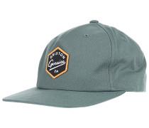 Yates Snapback Cap - Grün