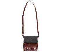 Fringe - Tasche für Damen - Grau