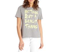 Basic - T-Shirt für Damen - Grau