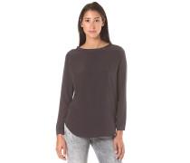 Shirtblouse - Bluse für Damen - Grau