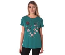 True To This - T-Shirt für Damen - Grün