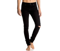 Rebel Come - Jeans - Schwarz
