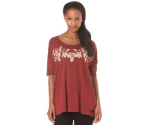 Revolution - T-Shirt für Damen - Rot