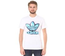 Eruption Trefoil - T-Shirt für Herren - Weiß