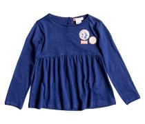 Evening - Langarmshirt für Mädchen - Blau