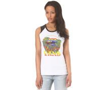 Punta Bella - T-Shirt für Damen - Weiß