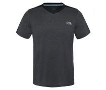Reactor V-Neck - T-Shirt für Herren - Grau