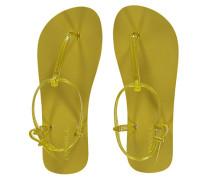 Summertime - Sandalen für Damen - Gelb