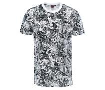 Simple Dome - T-Shirt für Herren - Schwarz