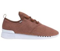 MocLau Mix Yarn Sneaker - Braun