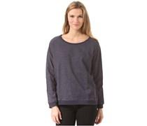 Flarryshirt - Sweatshirt für Damen - Blau