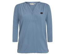 Diese Motzfotz II - Bluse für Damen - Blau